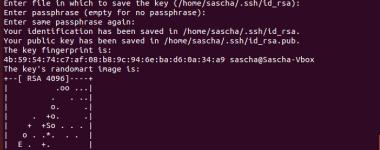 QuickTipp: SSH Public-Key Authentifizierung unter Ubuntu